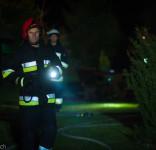 Pożar budynek mieszkalny Kamionka gm. Śliwice 3.05.2018-25