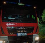 Pożar budynek mieszkalny Kamionka gm. Śliwice 3.05.2018-36
