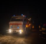 Pożar budynek mieszkalny Kamionka gm. Śliwice 3.05.2018-38
