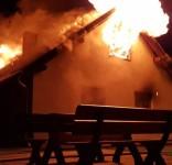 Pożar budynek mieszkalny Kamionka gm. Śliwice 3.05.2018 fot. Maciej Pliszka 3