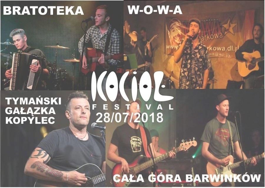 Kocioł Festival 2018