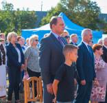 Dożynki Gminy Tuchola Białowieża 8.09.2018-9