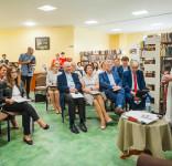 Narodowe Czytanie MBP Tuchola 8.09.2018 fot. Andrzej Drelich-10