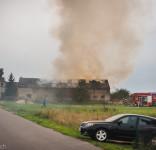 Pożar Kruszka 1.09.2018 fot. Andrzej Drelich-2