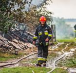 Pożar Kruszka 1.09.2018 fot. Andrzej Drelich-33