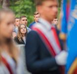 Uroczystość Pomnik Pomordowanych Tuchola Rudzki Most 2.09.2018 fot. Andrzej Drelich-25