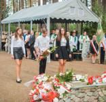 Uroczystość Pomnik Pomordowanych Tuchola Rudzki Most 2.09.2018 fot. Andrzej Drelich-48