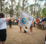 Uroczystość Pomnik Pomordowanych Tuchola Rudzki Most 2.09.2018 fot. Andrzej Drelich-68