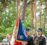 Uroczystość Pomnik Pomordowanych Tuchola Rudzki Most 2.09.2018 fot. Andrzej Drelich-71