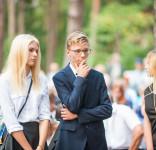 Uroczystość Pomnik Pomordowanych Tuchola Rudzki Most 2.09.2018 fot. Andrzej Drelich-8