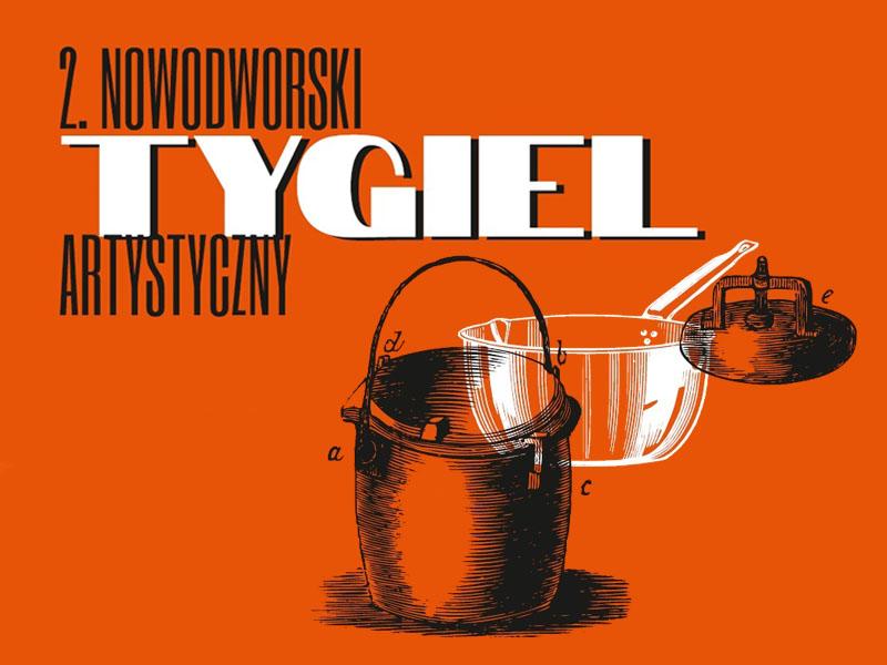 Nowodworski Tygiel Artystyczny 04.2019
