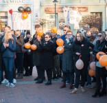Wiec poparcia dla strajkujących nauczycieli Tuchola 15.04.2019-10