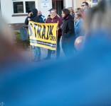Wiec poparcia dla strajkujących nauczycieli Tuchola 15.04.2019-13