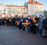 Wiec poparcia dla strajkujących nauczycieli Tuchola 15.04.2019-9