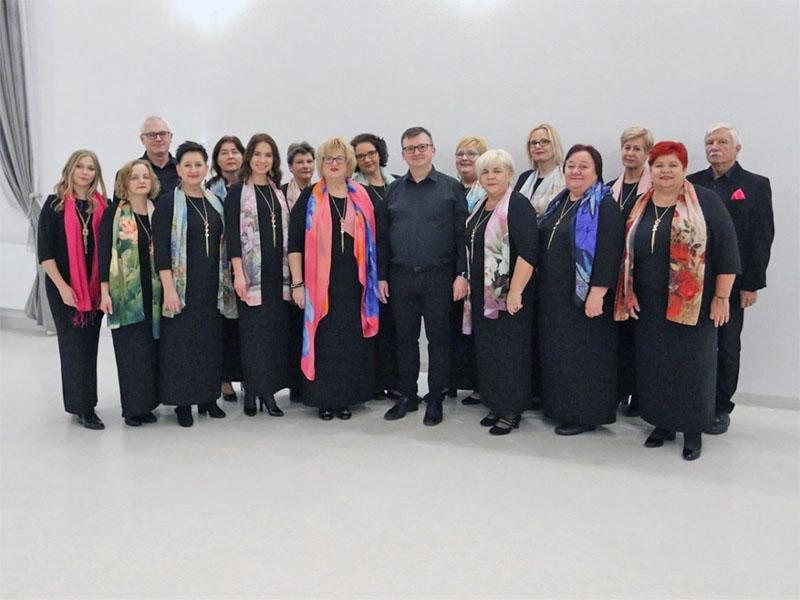 wiosenny koncert chór AVE
