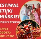 Festiwal Sztuki Chińskiej Bysław 27.07.2019 banner