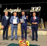 Dożynki wojewódzkie Ciechocinek 25.08.2019 fot. UM Tuchola 1