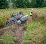 Wypadek Wielka Komorza 7.09.2019-4