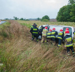 Wypadek Wielka Komorza 7.09.2019-7
