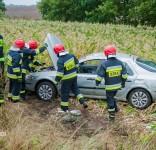 Wypadek Wielka Komorza 7.09.2019-8