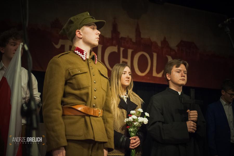 Droga do wolności – Tuchola 1920 spektakl TOK Tuchola 23.01.2020-32