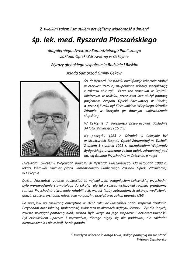 nie żyje dr_Poszaski