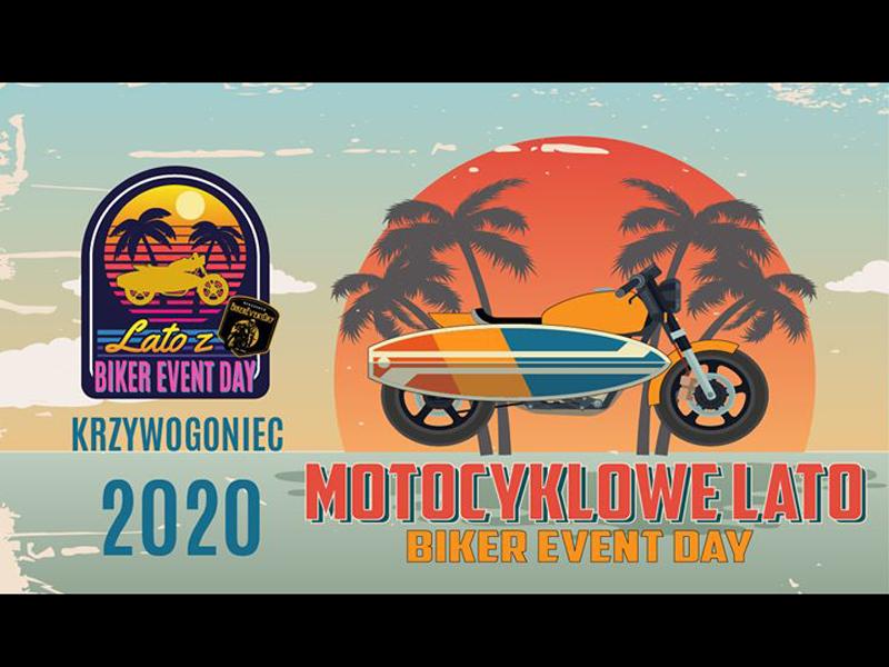 Lato z Biker Event Day Krzywogoniec 4.07.2020