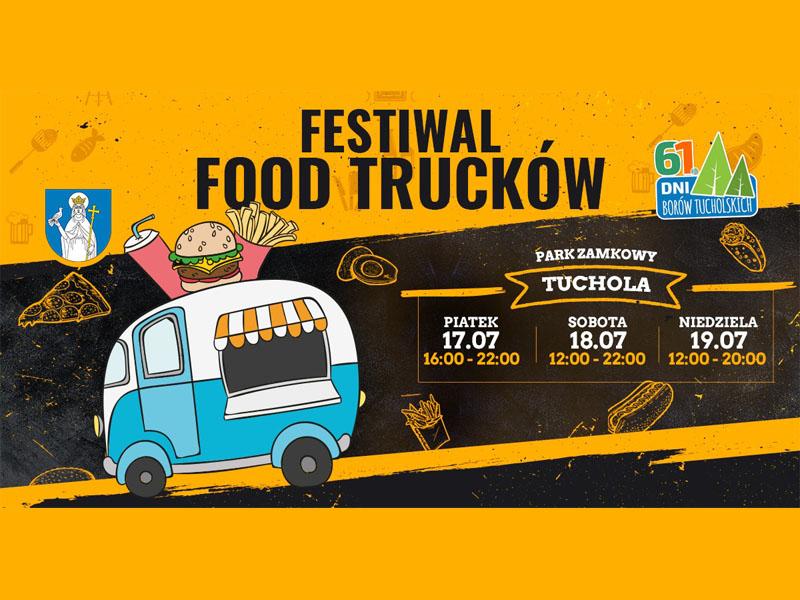 Festiwal FoodTracków Tuchola