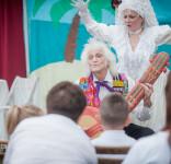 Teatr w Małym Mieście Tuchola Park Zamkowy 24.07.2020-12