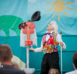 Teatr w Małym Mieście Tuchola Park Zamkowy 24.07.2020-14