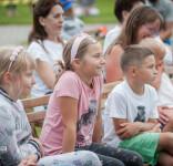 Teatr w Małym Mieście Tuchola Park Zamkowy 24.07.2020-9