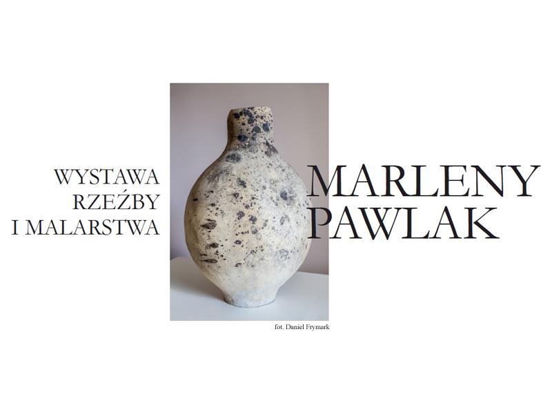 Wystawa Marleny Pawlak TOK Tuchola 8.2020