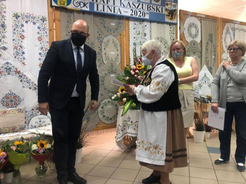 XXV Wojewódzki konkurs haftu kaszubskiego 2020 3